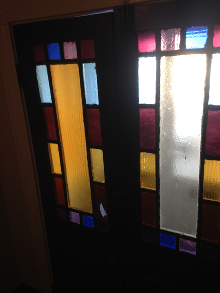 Eric Mauro -- Stained and Leaded Glass Examples
